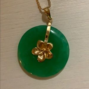 Jewelry - Jade Necklace Charm
